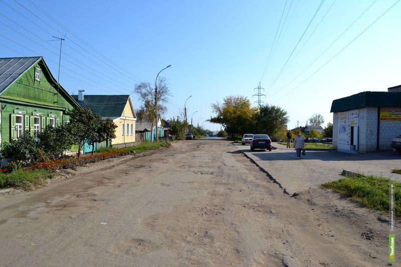 Горожане с запада Тамбова попали в транспортную изоляцию