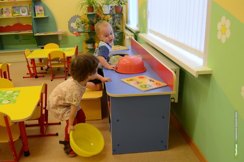 В Знаменском районе после реконструкции открылся детсад «Звёздочка»