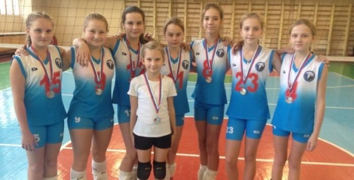 Тамбовские волейболистки вернулись с победой с международного турнира