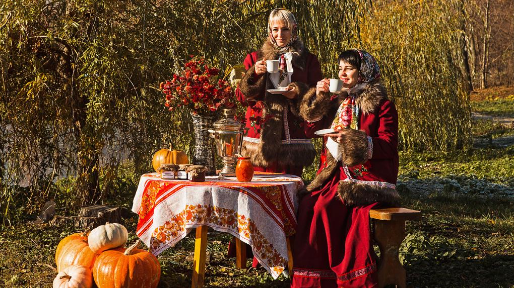 Тамбовчан приглашают полакомиться «Осенними дарами русской усадьбы»