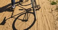 Житель Мичуринска угнал от школы чужой велосипед