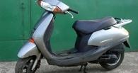 Тамбовские полицейские нашли два украденных скутера