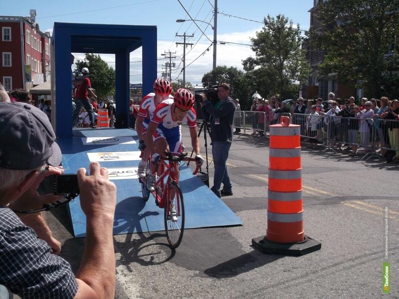 Тамбовский велосипедист стал двукратным чемпионом России