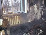 Тамбовчанин сгорел в собственной квартире