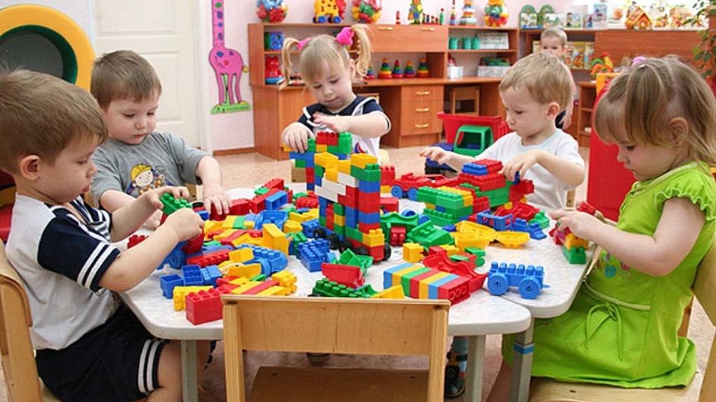 В Тамбовской области в следующем году планируют построить 5 детских садов