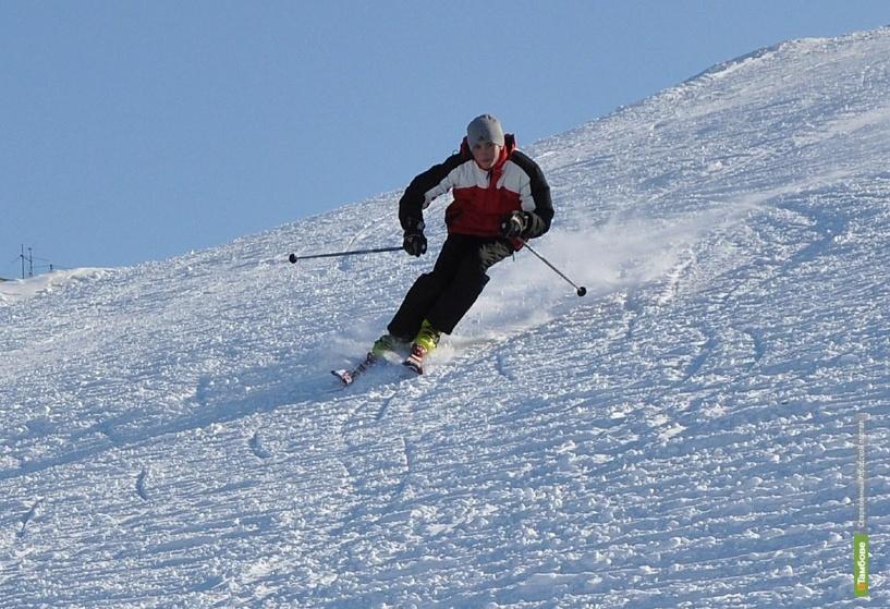 Тамбовский горнолыжник привез из Липецка «серебро»
