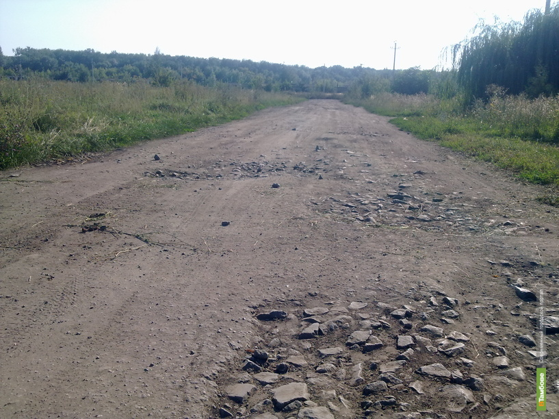 Дороги до тамбовских дач станут ровнее