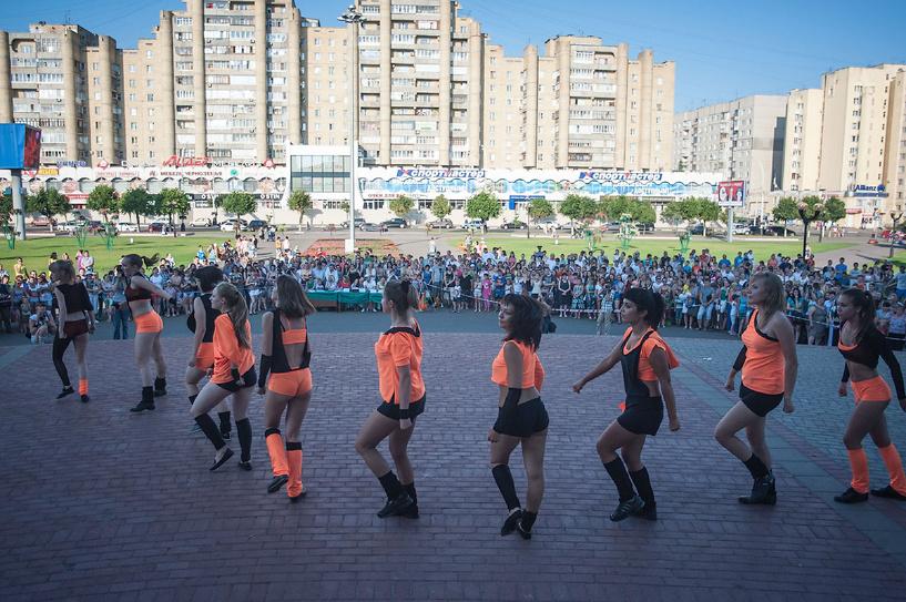 На конкурс «Танцуй, Тамбов-2» пришла первая заявка