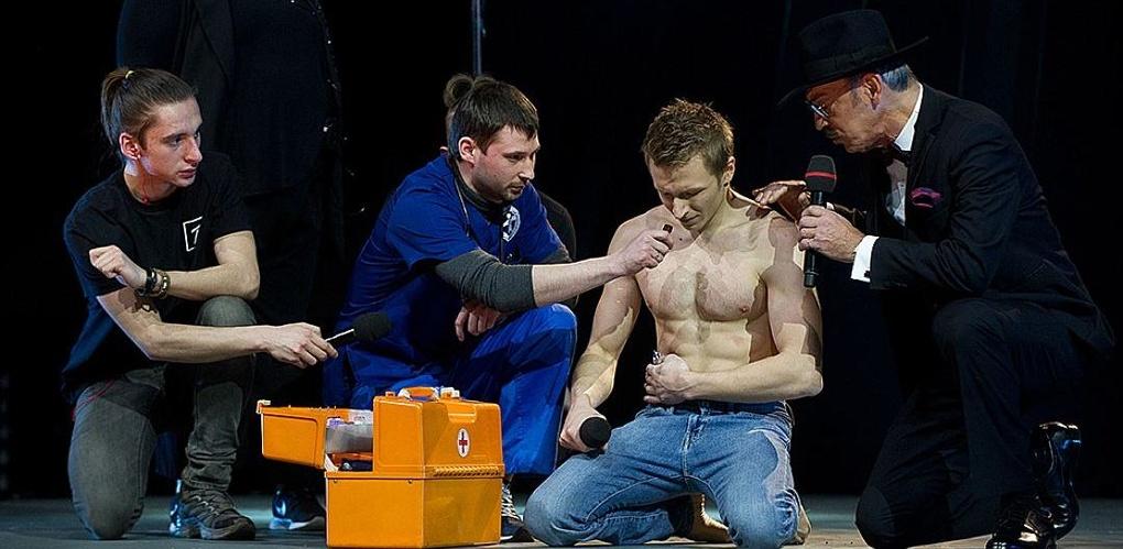 Из-за травмы тамбовчанин не смог выступить в финале «Минуты славы»