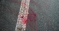 В Мичуринске парень без прав сбил пешехода