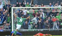 Сборная России по футболу сенсационно проиграла в Белфасте