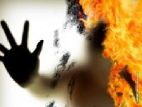Житель Кирсанова совершил самосожжение