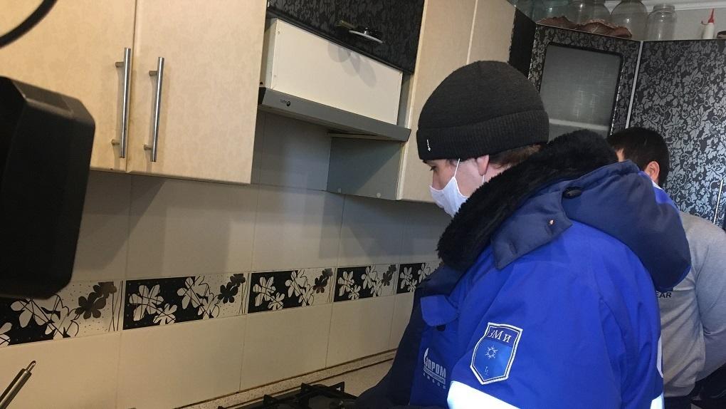 Горжилнадзор выписал 458 предписаний об устранении нарушений правил эксплуатации газового оборудования