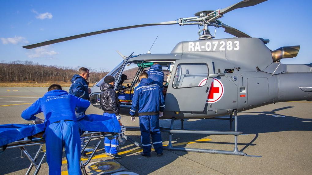 В больницу – на вертолёте. Со следующего года на Тамбовщине может появиться санавиация