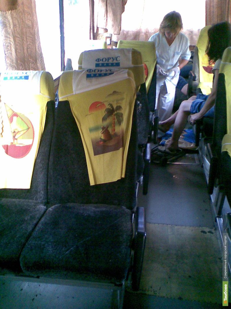 Тамбовская школьница попала в ДТП, не выходя из троллейбус