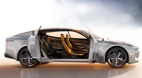 KIA готовит конкурента для Mercedes CLS