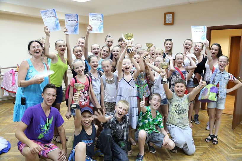 Ансамбль классического танца «Вдохновение» привёз из Сочи целую россыпь наград