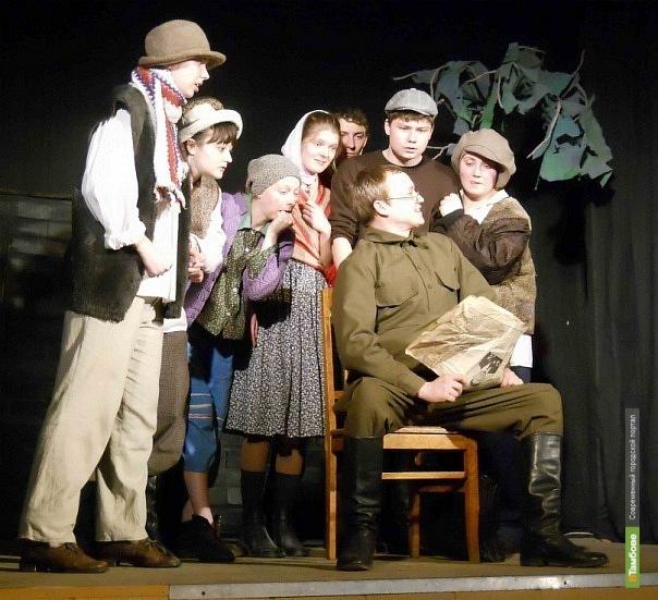 Тамбовские театралы гастролируют по детским лагерям