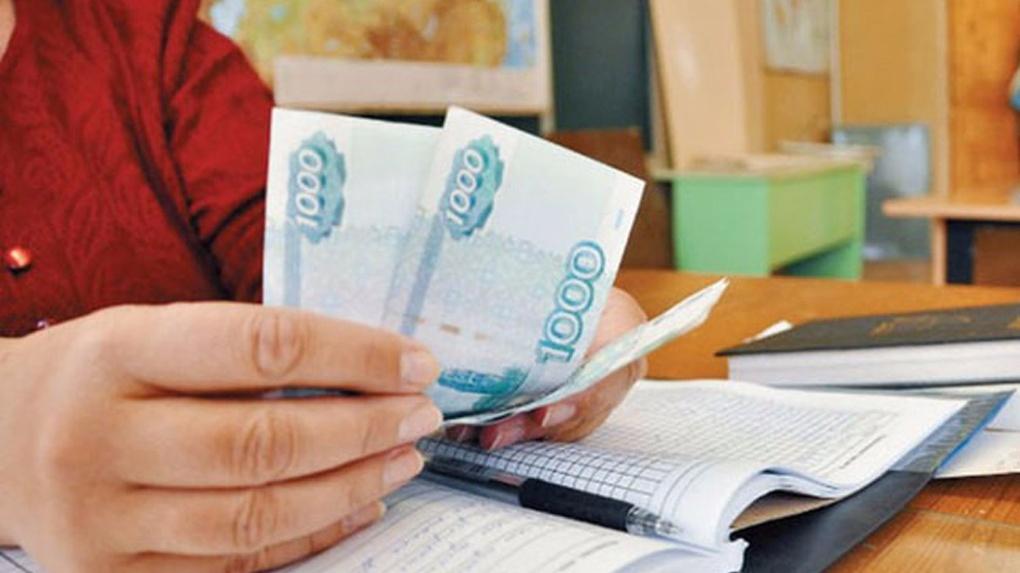 Многим и не снилось: зарплата школьных учителей в среднем выросла на 1600 рублей в 2017 году