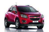 Chevrolet рассказала подробности о маленьком бюджетном кроссовере