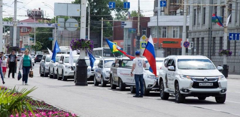 Три дня в пути: студенты и сотрудники ТГТУ отправились в автопробег