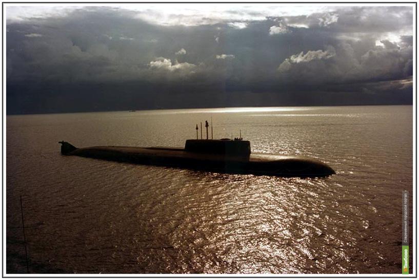 """Сегодня вспоминают моряков подлодки """"Курск"""""""
