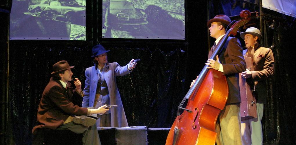 Спектакли костромского театра покорили тамбовского зрителя