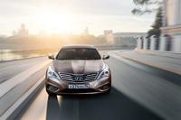 Hyundai Grandeur: c прицелом на грандов рынка