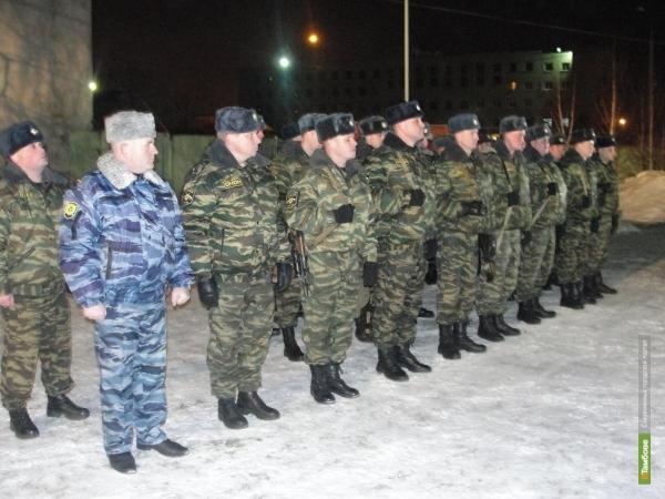 Спецназовцы вернулись из Чечни в Тамбов