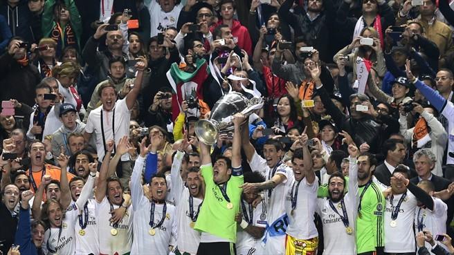 Мадридский «Реал» в десятый раз стал победителем Лиги Чемпионов