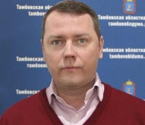 Самый большой доход в тамбовской облДуме у единороса Владимира Топоркова