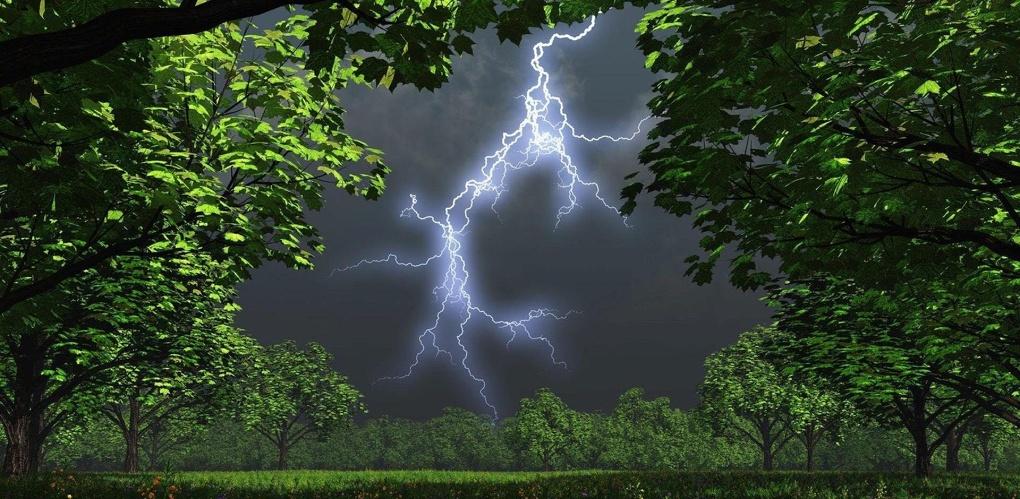 МЧС предупреждает: Тамбов накроют дожди с грозами и градом
