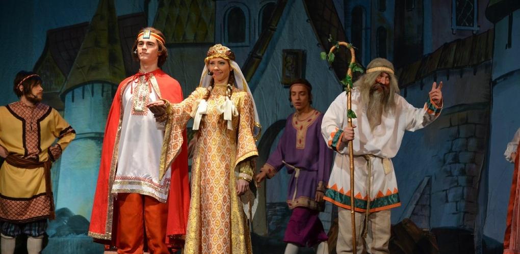 В рамках «Больших гастролей» в Мичуринск приедет театр из Луганска