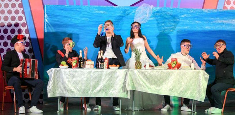 «Проигрыватель» выступил в первом туре фестиваля «КиВиН-2017» в Сочи