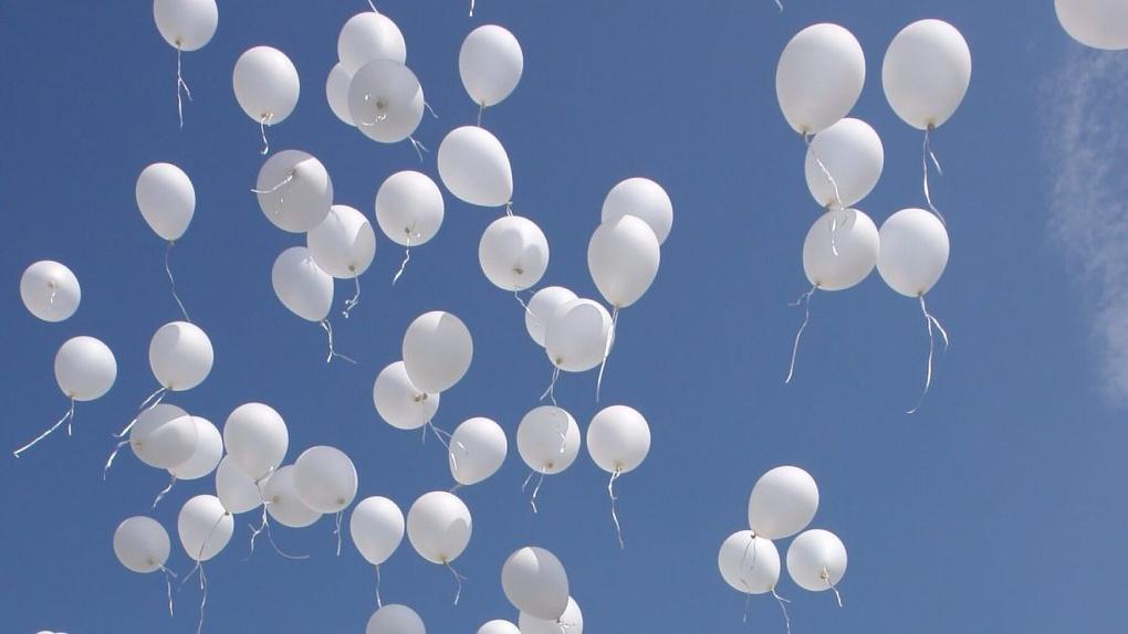 В память о погибших в Кемерово тамбовчане выпустят в небо белые шары
