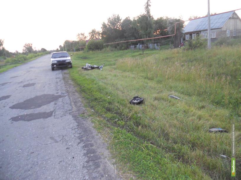 В этом году на Тамбовщине в ДТП погиб один ребенок