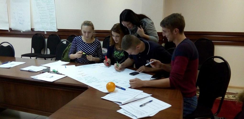 В Тамбовском филиале РАНХиГС прошел обучающий бизнес-тренинг