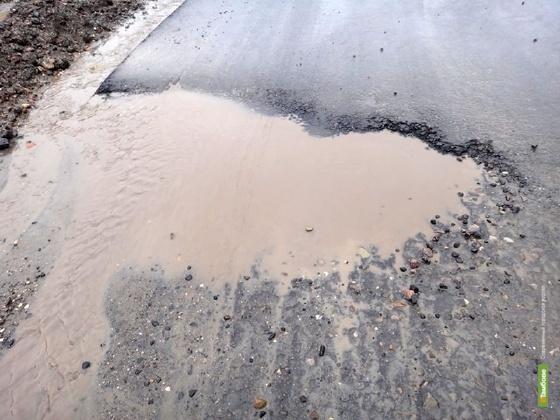 В 2013 году власти Тамбова серьезно возьмутся за ремонт дорог