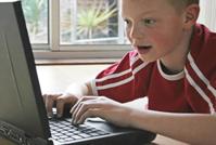 Первоклашки могут сидеть за компьютером 10 мин в день