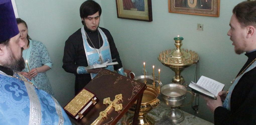 В родильном доме Мичуринска появилась часовня