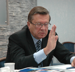 Виктор Зубков: тамбовские аграрии не обанкротятся