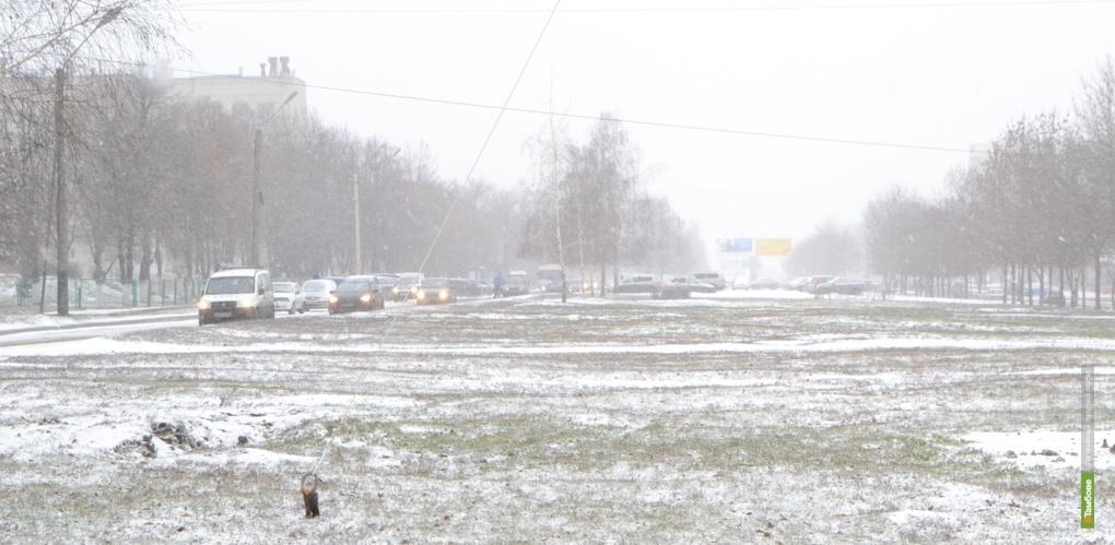 МЧС предупреждает об ухудшении погодных условий: тамбовчан ждут снег и ветер
