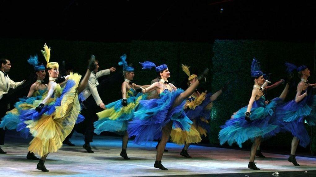 В Тамбов привезут оперетту «Красотка кабаре»
