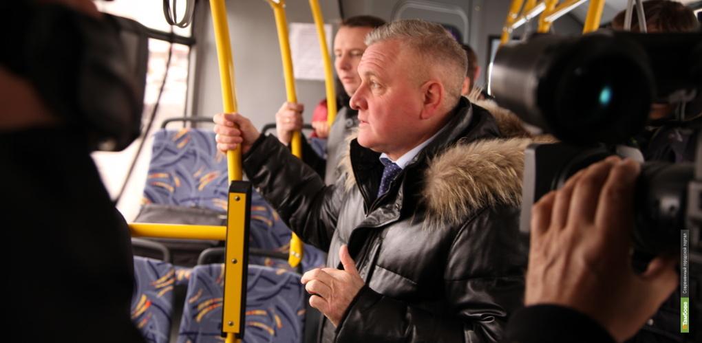 Прокурор требует для бывшего мэра Тамбова Юрия Рогачёва условный срок