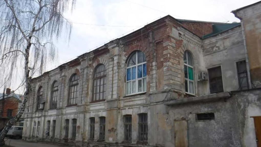 Проект реставрации «Здания мужской гимназии» в Тамбове прошел экспертизу