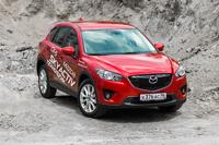 Прилив бодрости: тестируем Mazda CX 5 с мотором 2.5