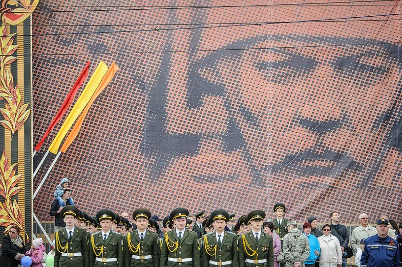На Тамбовщине разработают спецлоготип к юбилею Великой Победы