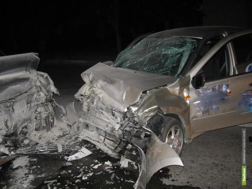 За неделю в ДТП погибли 7 тамбовчан