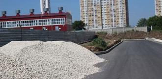 Дороги вокруг школы «Сколково» отремонтируют только в следующем году