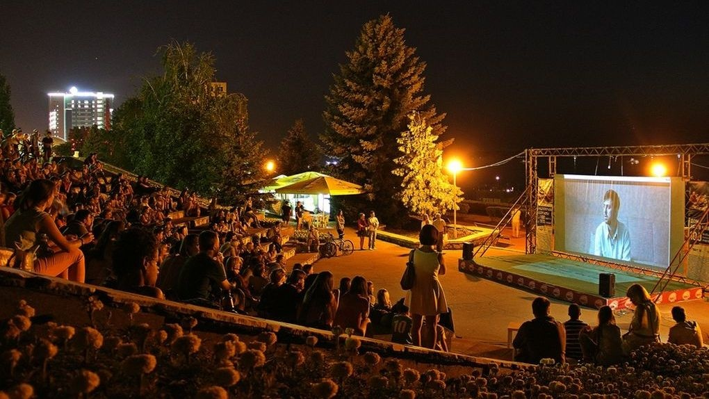 В Котовске пройдёт Фестиваль уличного кино